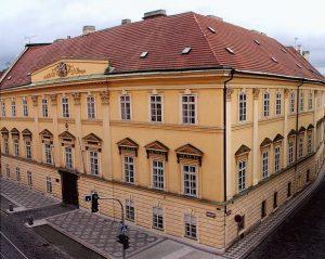 Rohanský palác – sídlo MŠMT